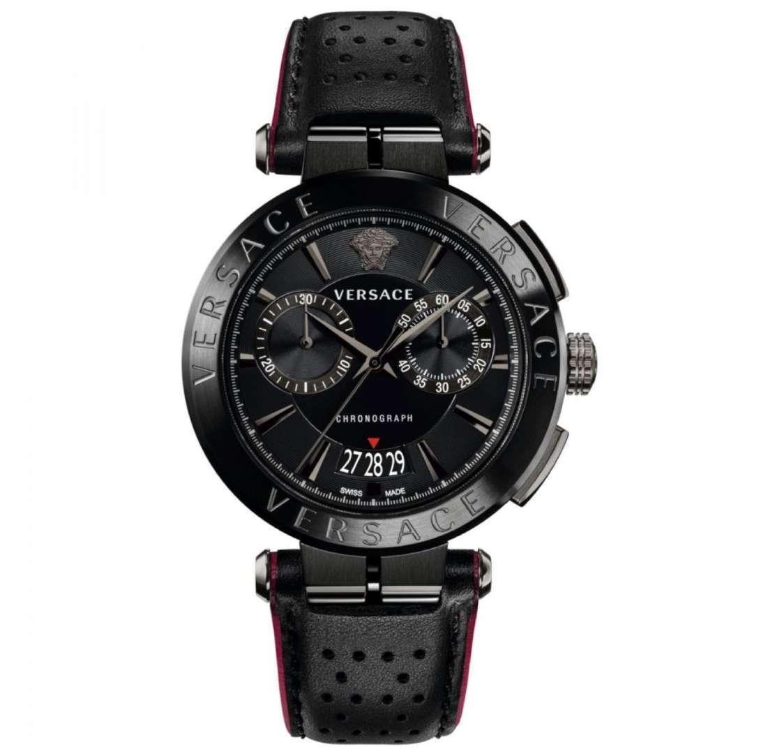 שעון יד אנלוגי versace vbr030017 ורסצ'ה