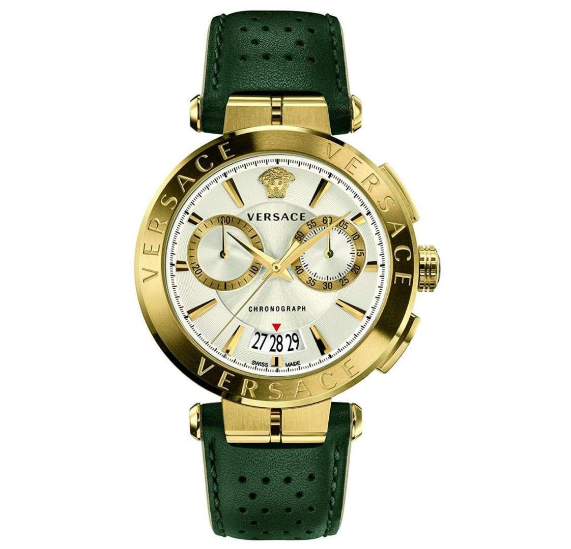 שעון יד אנלוגי versace vbr020017 ורסצ'ה