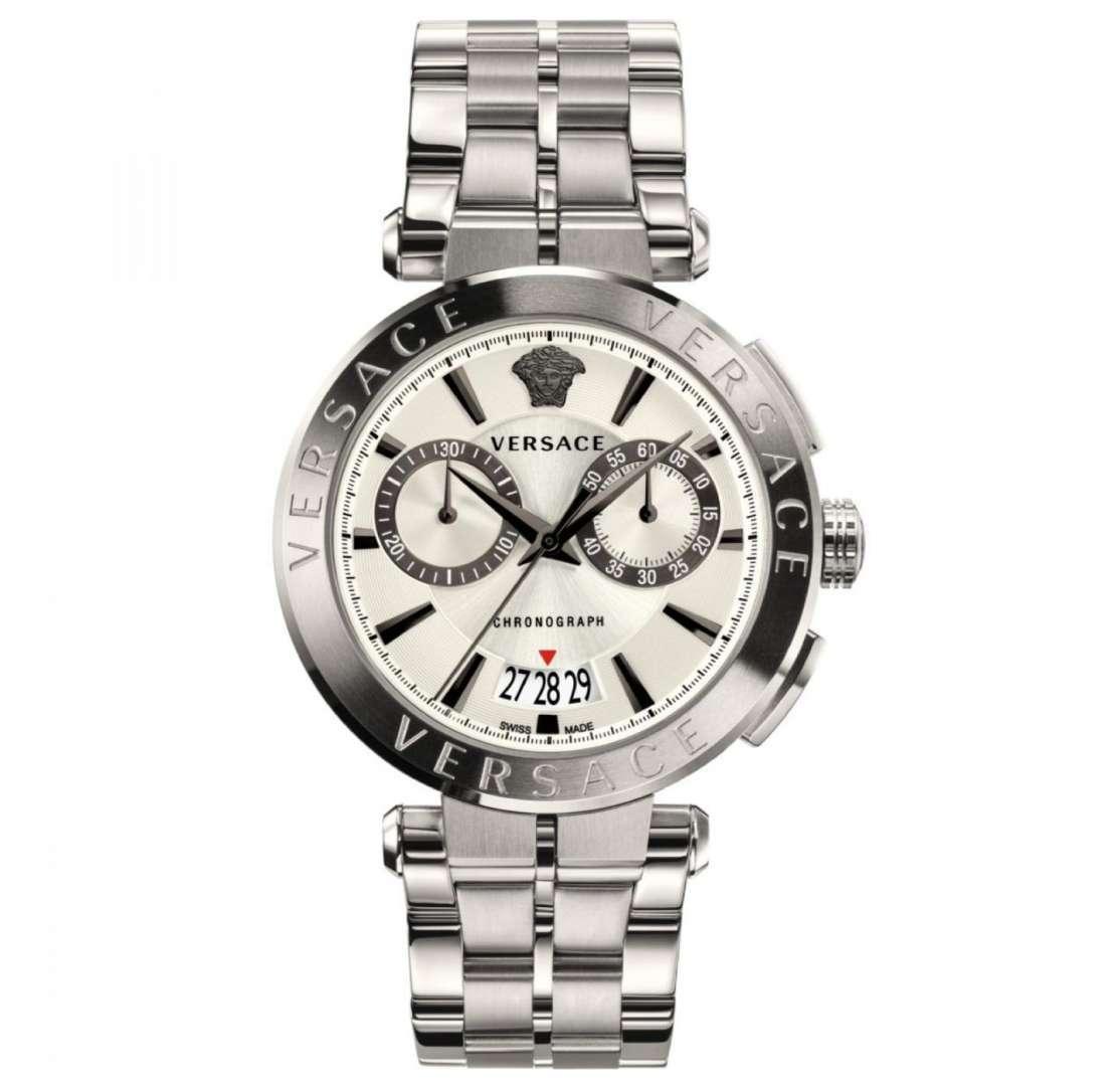 שעון יד אנלוגי versace vbr040017 ורסצ'ה