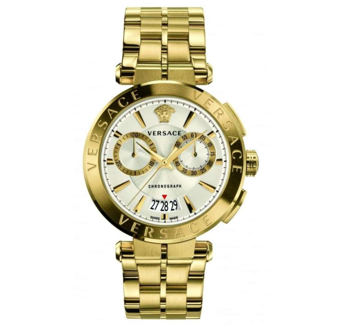 שעון יד אנלוגי versace vbr060017 ורסצ'ה