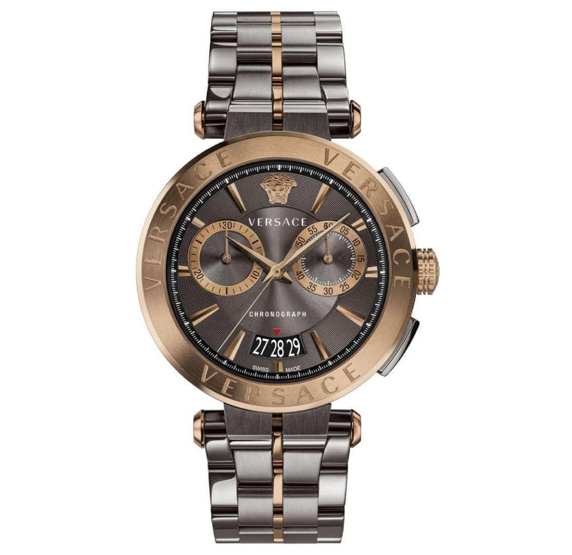 שעון יד אנלוגי versace vbr050017 ורסצ'ה
