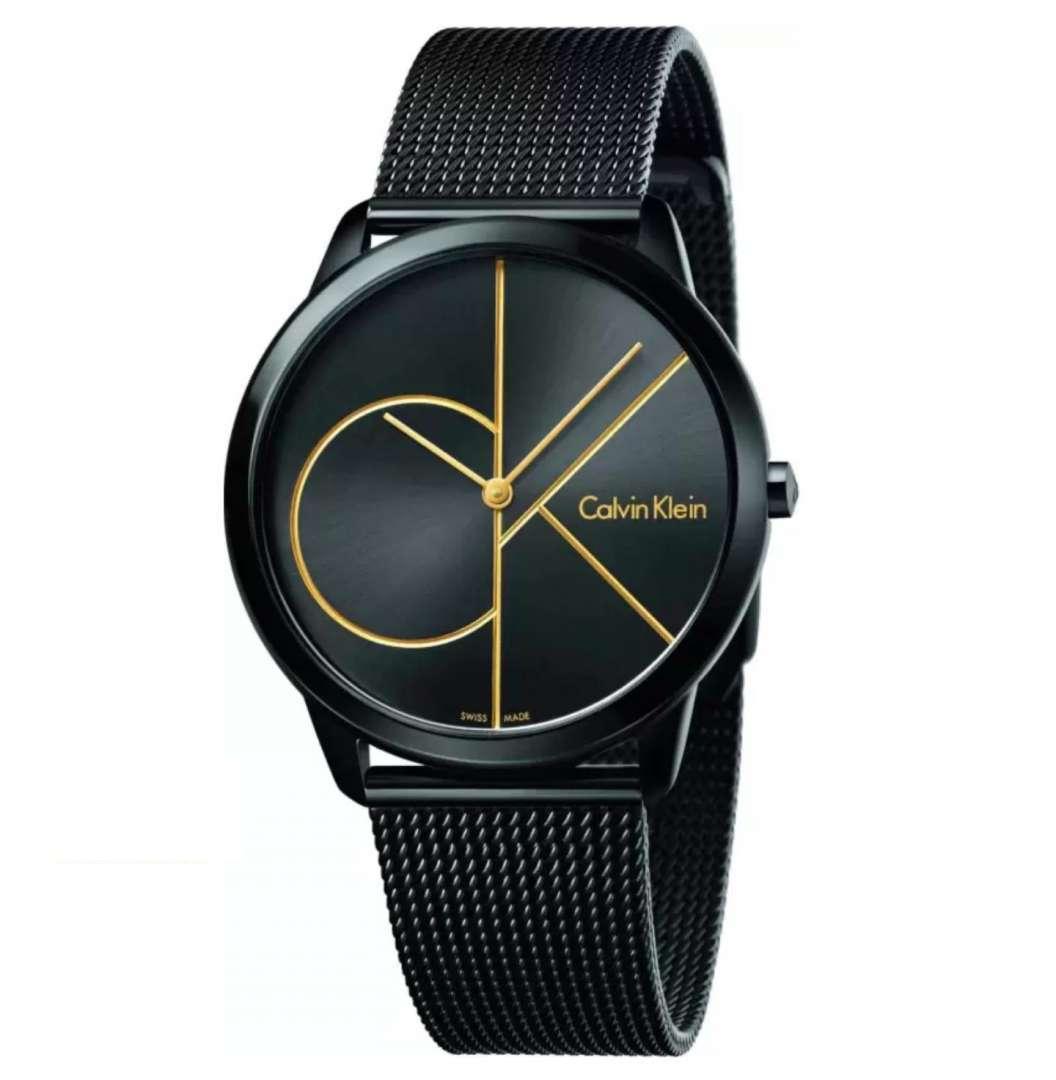 שעון יד אנלוגי calvin klein K3M214X1 קלווין קליין