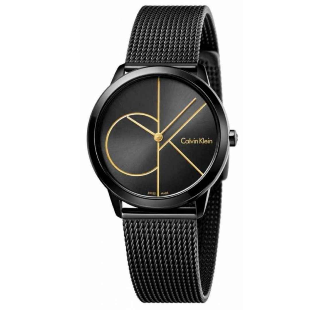 שעון יד אנלוגי לאישה calvin klein K3M224X1 קלווין קליין