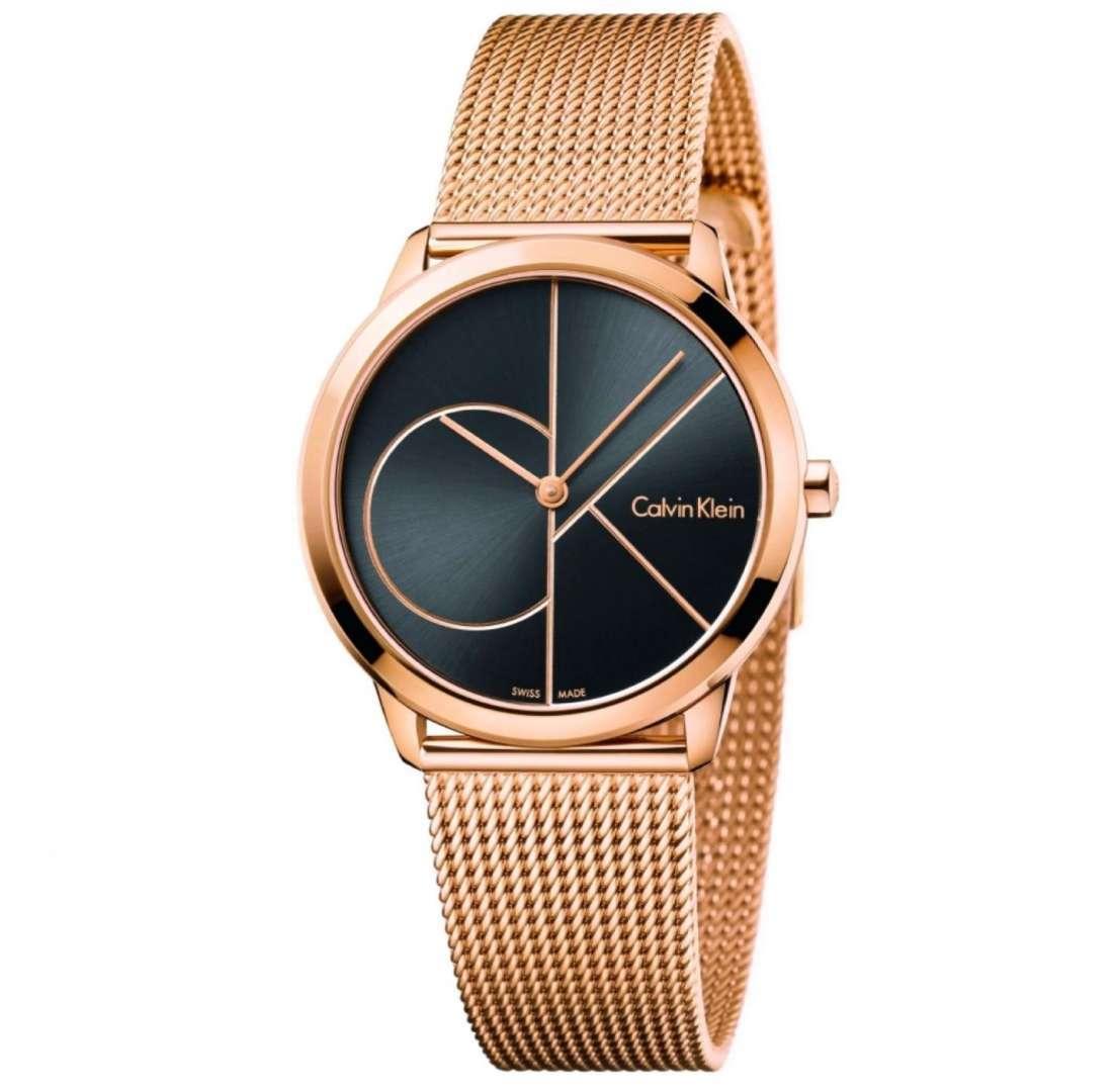 שעון יד אנלוגי calvin klein K3M22621 קלווין קליין