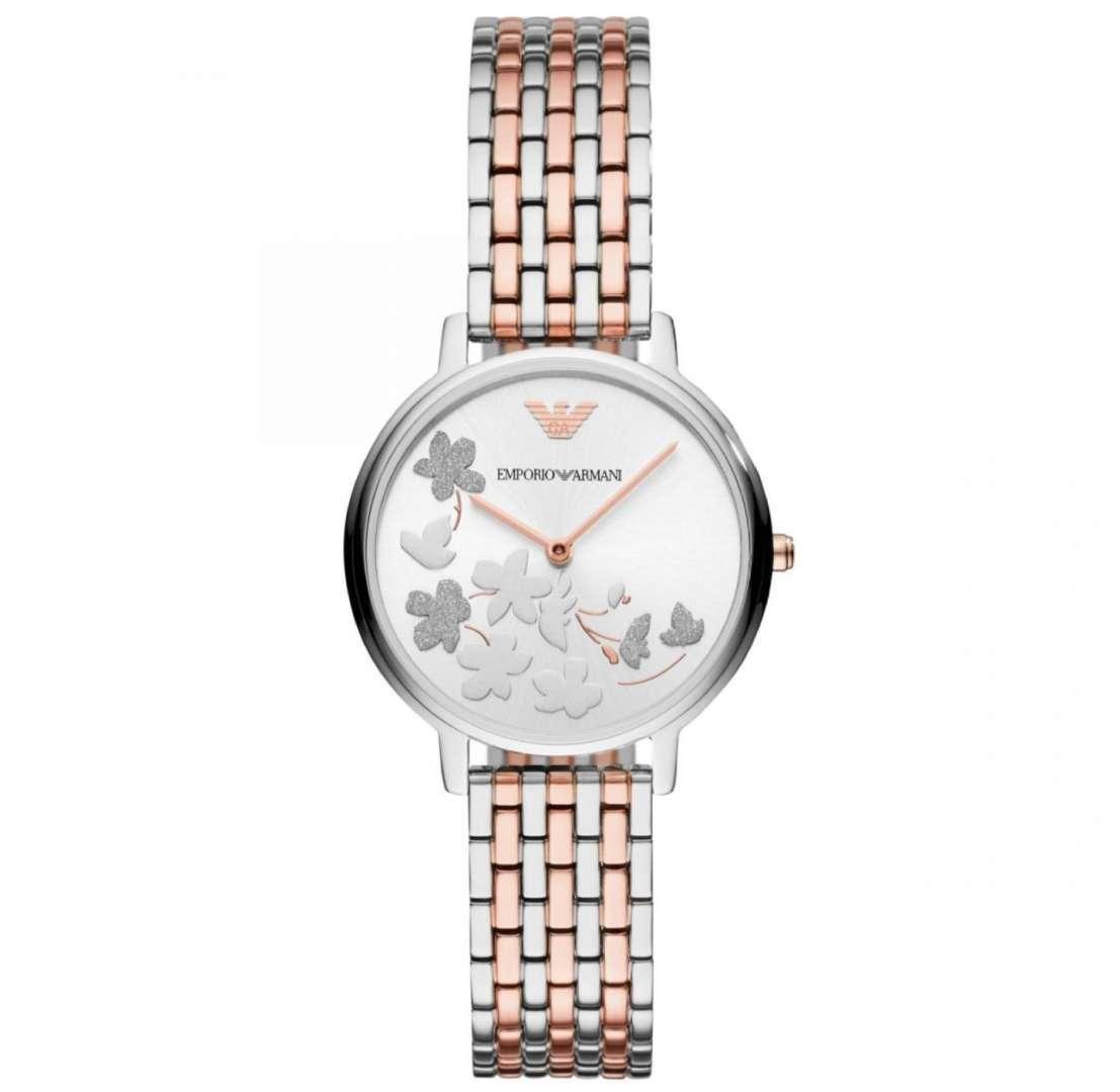 שעון יד אנלוגי לאישה emporio armani ar11113 אמפוריו ארמני