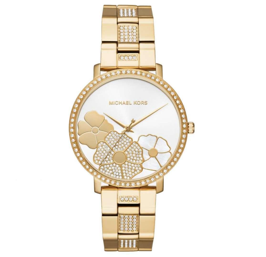 שעון יד אנלוגי לאישה michael kors mk3864 מייקל קורס