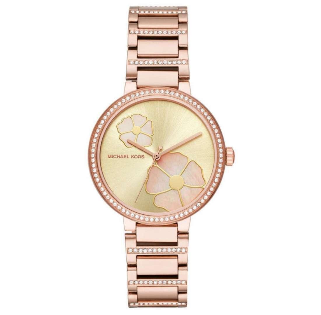 שעון יד אנלוגי לאישה michael kors mk3836 מייקל קורס