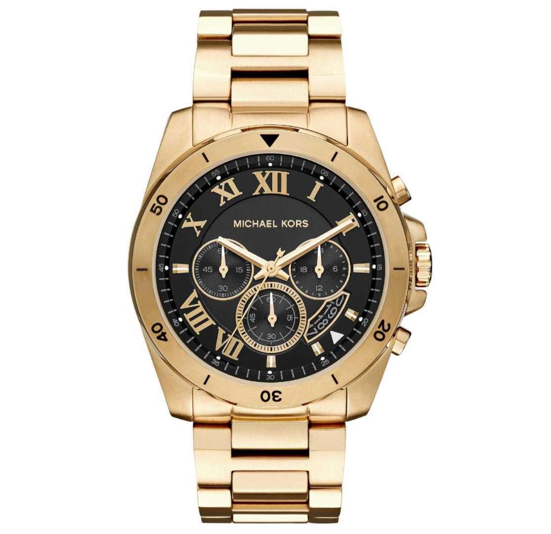 שעון יד אנלוגי לגבר michael kors mk8481 מייקל קורס