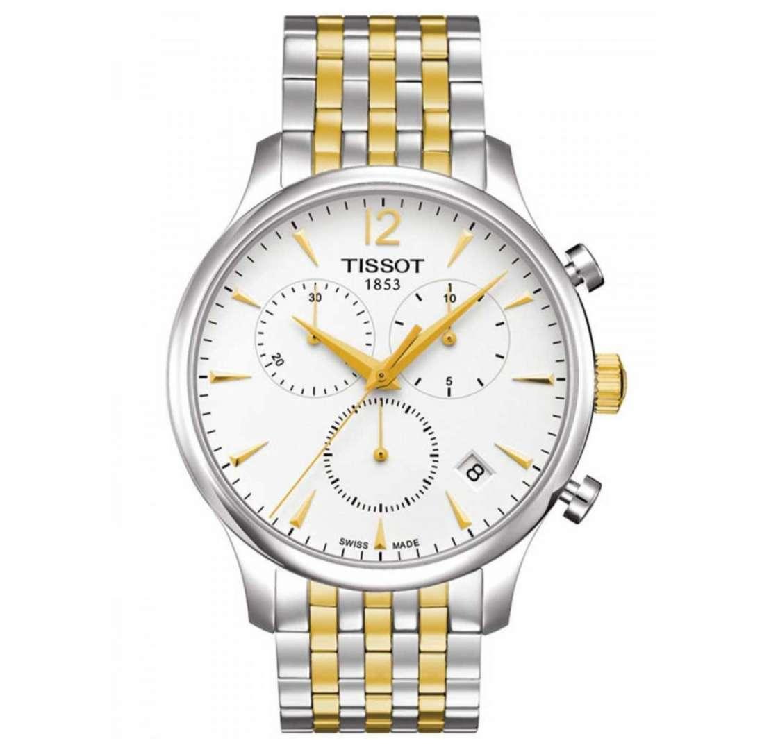 שעון יד אנלוגי tissot t063.617.22.037.00 טיסו