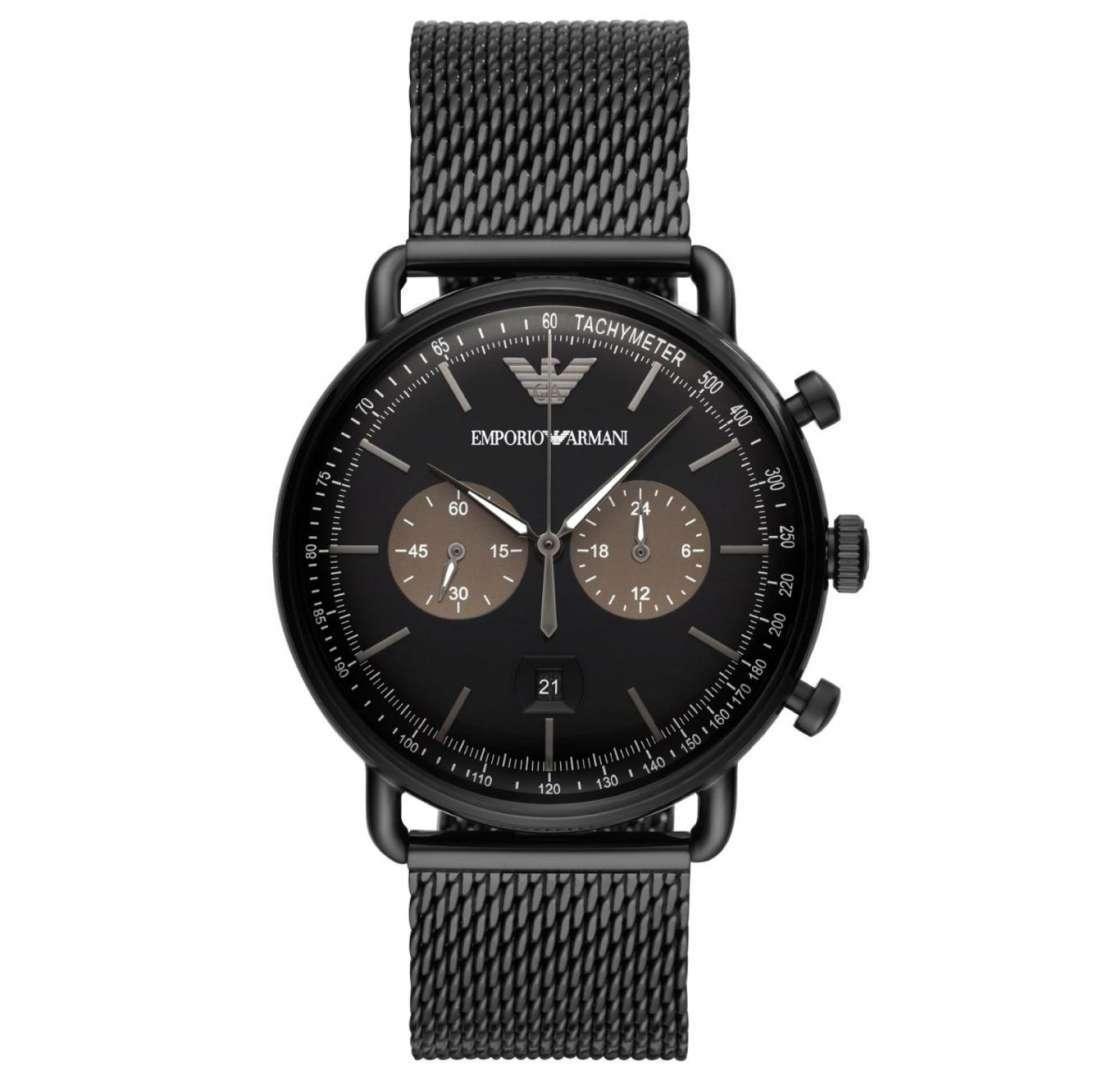 שעון יד אנלוגי לגבר emporio armani ar11142 אמפוריו ארמני