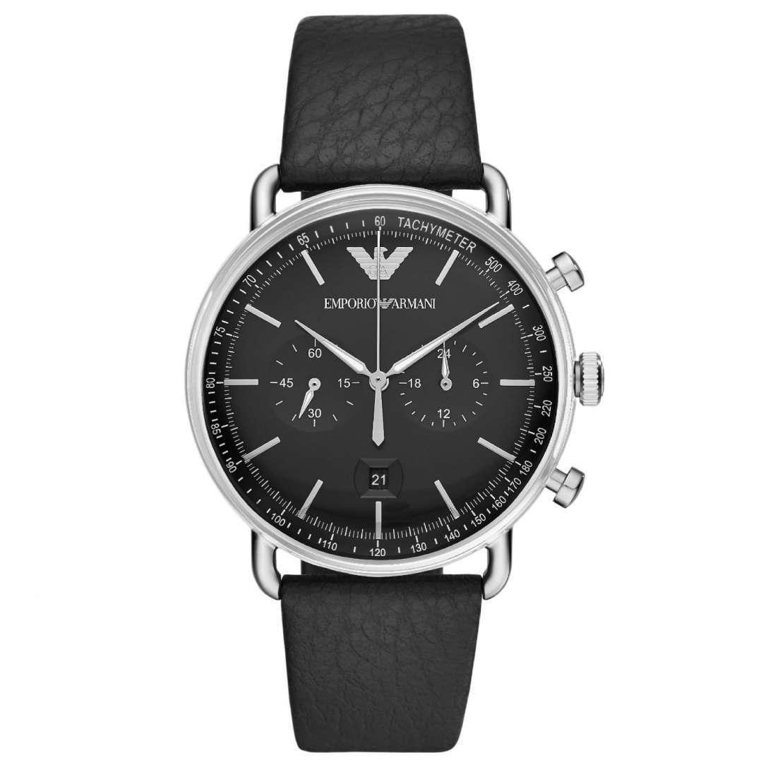 שעון יד אנלוגי לגבר emporio armani ar11143 אמפוריו ארמני
