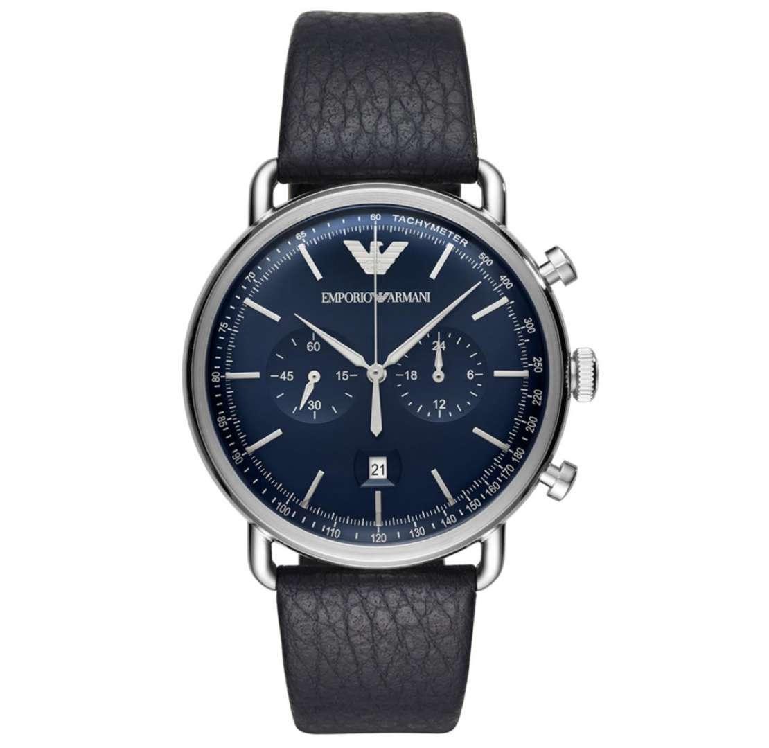 שעון יד אנלוגי לגבר emporio armani ar11105 אמפוריו ארמני