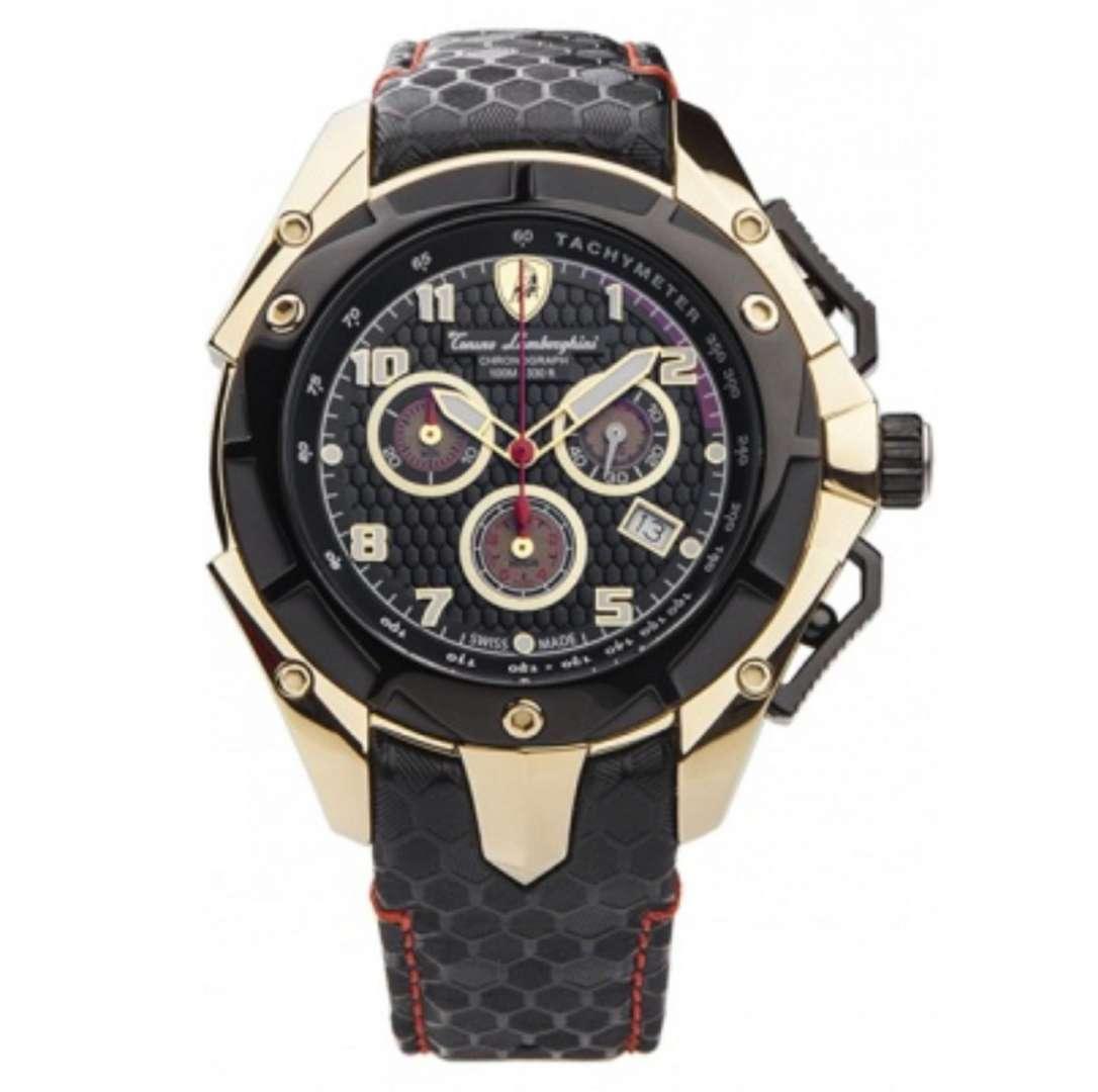 שעון יד אנלוגי lamborghini 3405 למבורגיני