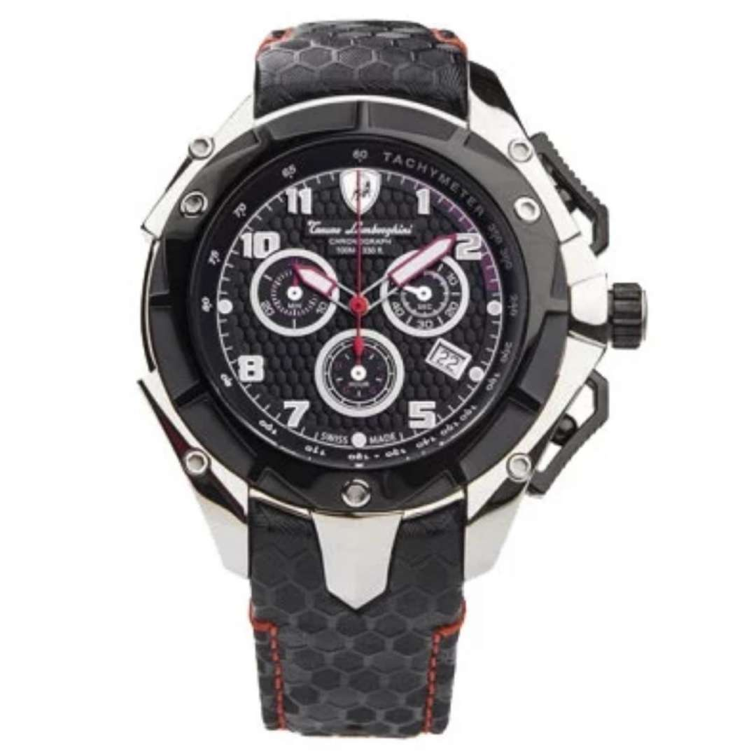 שעון יד אנלוגי lamborghini 3402 למבורגיני