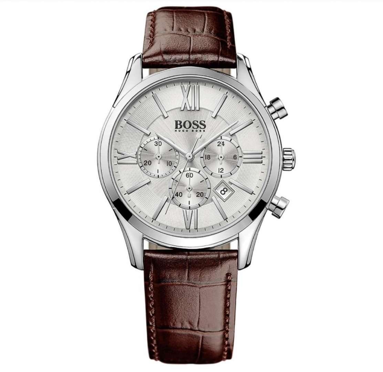 שעון יד אנלוגי לגבר hugo boss 1513195 הוגו בוס
