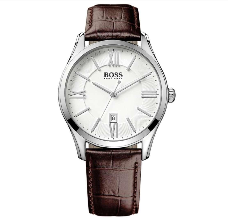 שעון יד אנלוגי לגבר hugo boss 1513021 הוגו בוס