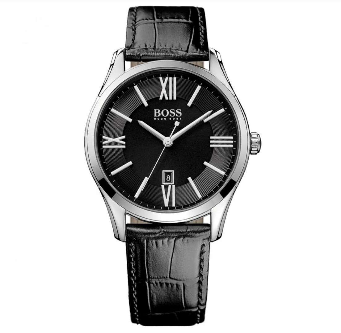 שעון יד אנלוגי לגבר hugo boss 1513022 הוגו בוס