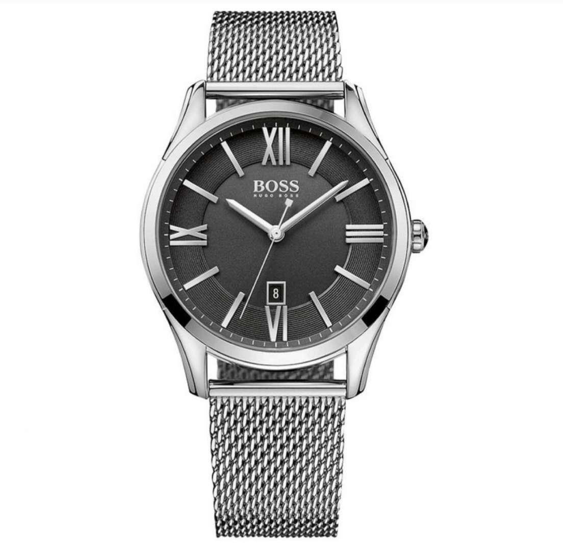 שעון יד אנלוגי לגבר hugo boss 1513442 הוגו בוס