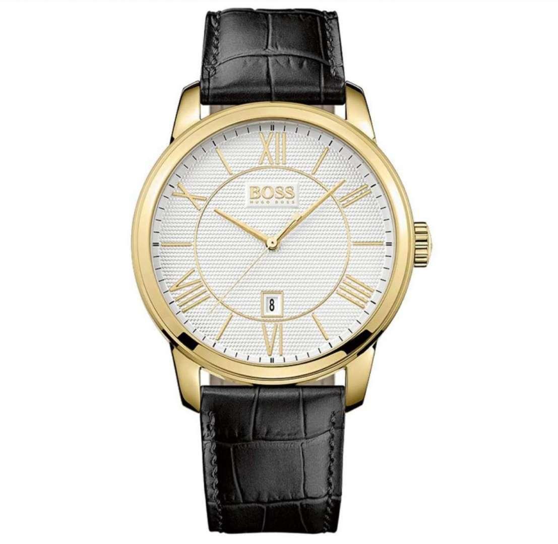 שעון יד אנלוגי לגבר hugo boss 1512972 הוגו בוס