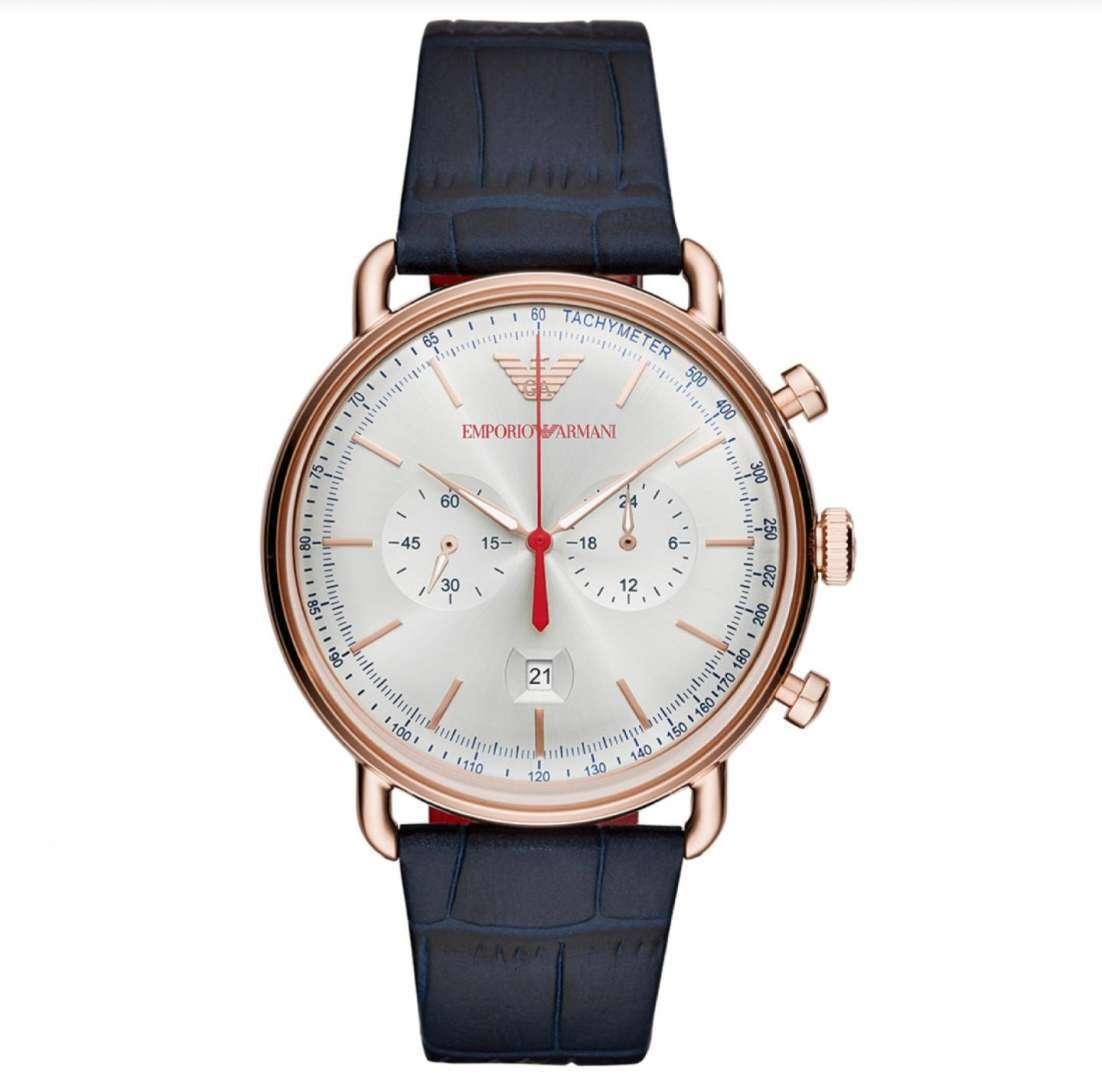 שעון יד אנלוגי לגבר emporio armani ar11123 אמפוריו ארמני