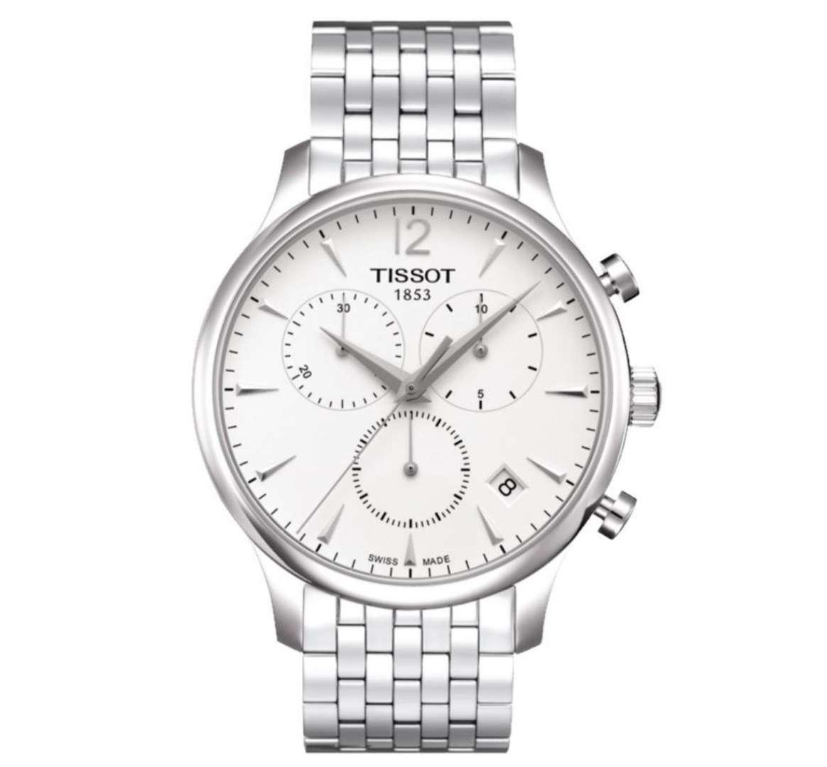 שעון יד אנלוגי tissot t063.617.11.037.00 טיסו