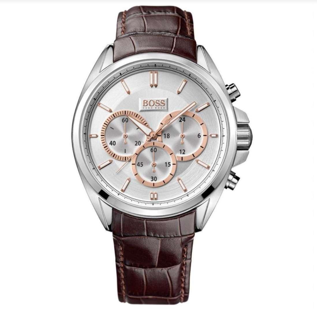 שעון יד אנלוגי לגבר hugo boss 1512881 הוגו בוס