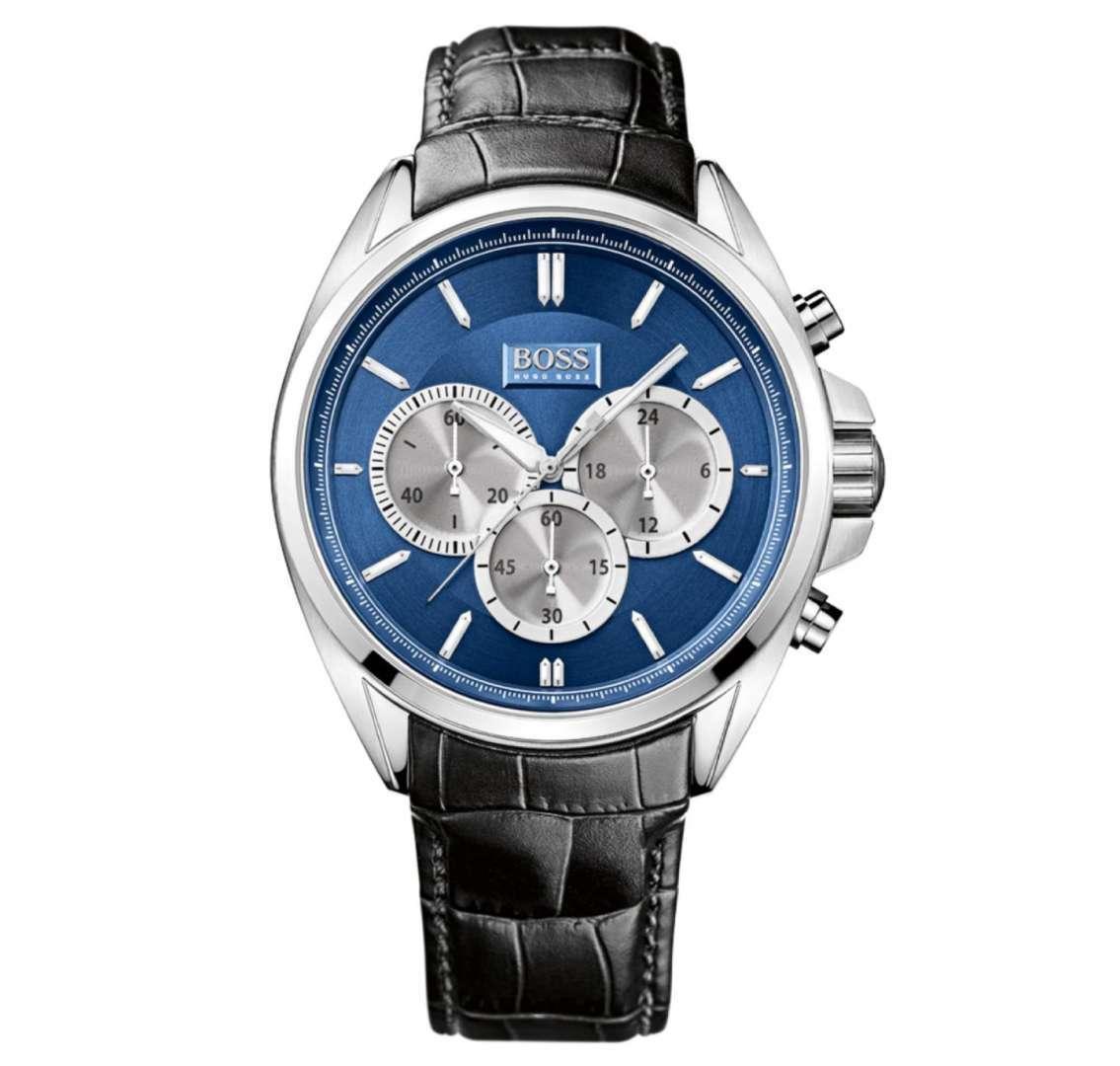 שעון יד אנלוגי לגבר hugo boss 1512882 הוגו בוס