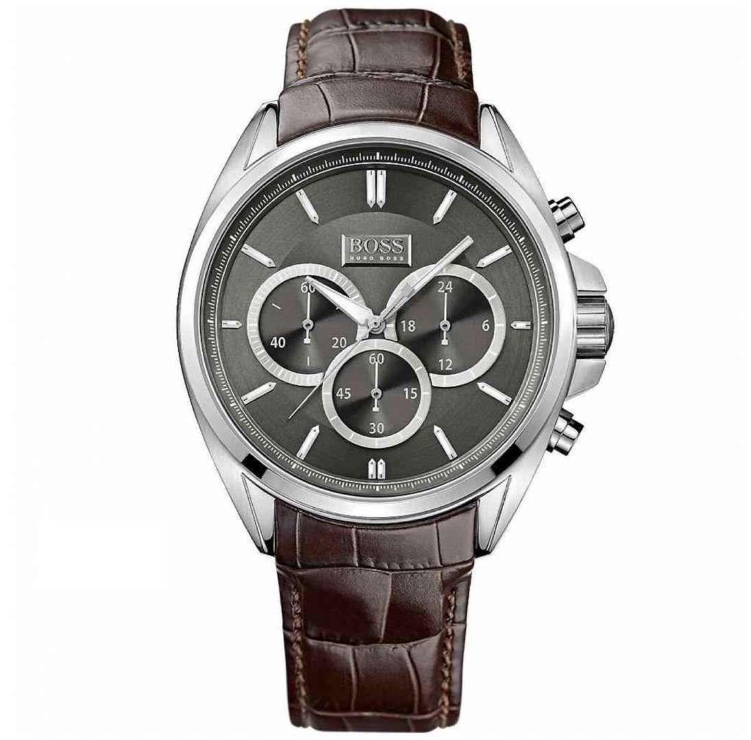 שעון יד אנלוגי לגבר hugo boss 1513035 הוגו בוס