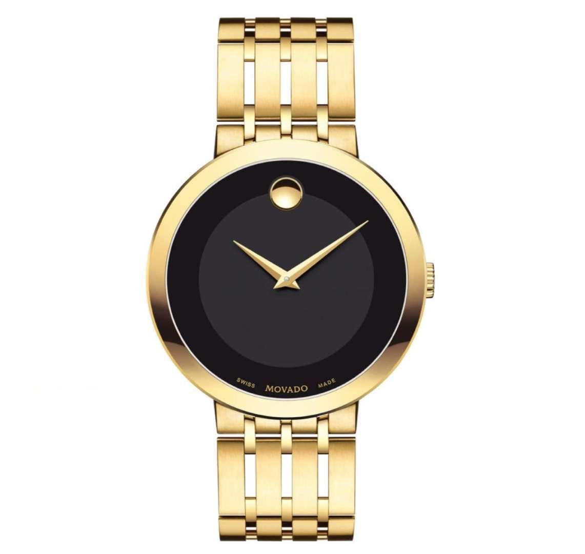 שעון יד אנלוגי 0607059 Movado מובאדו