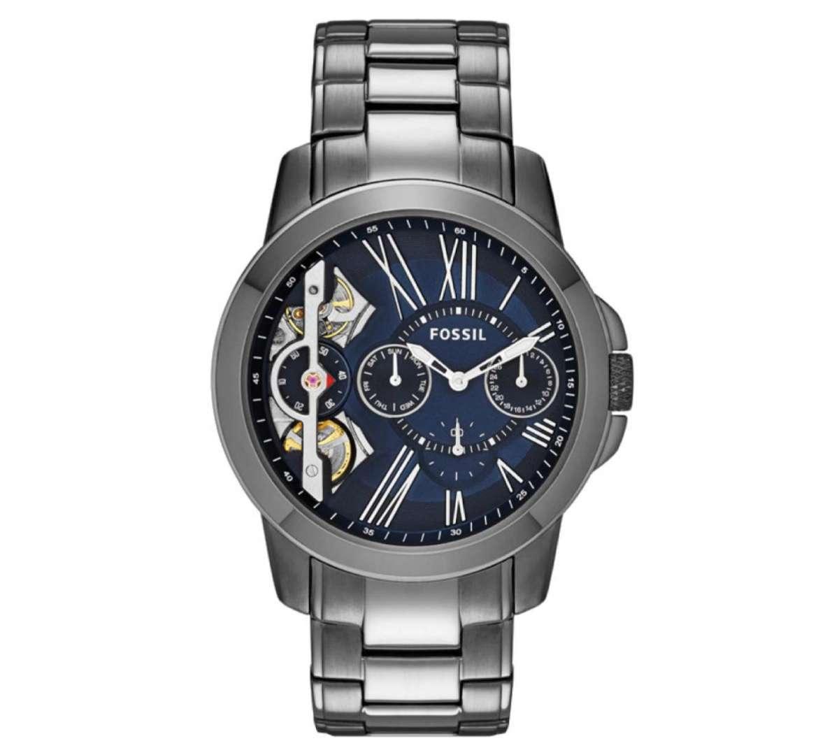 שעון יד אנלוגי fossil me1146 פוסיל