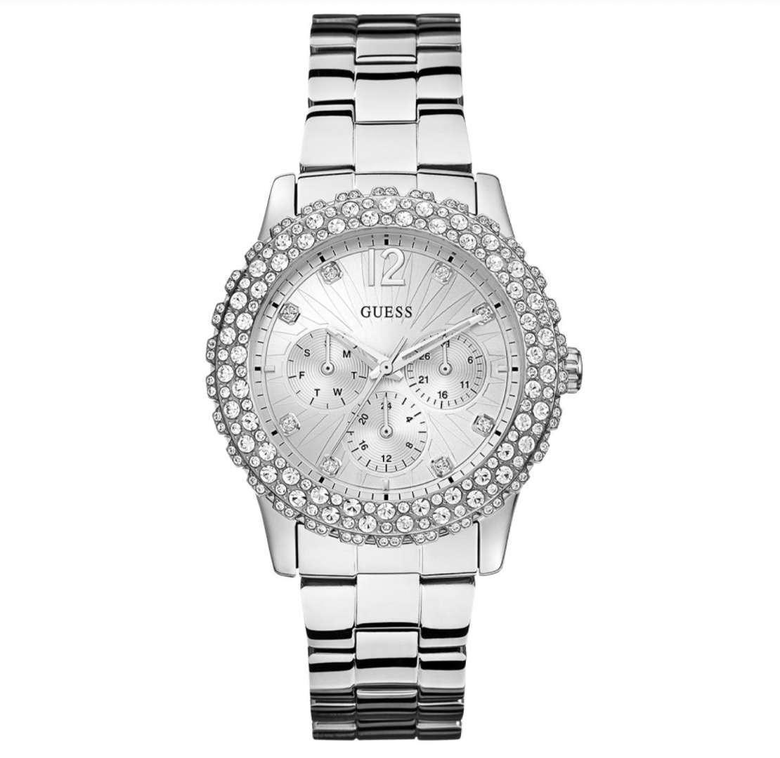 שעון יד אנלוגי דגם: guess W0335L1 גס