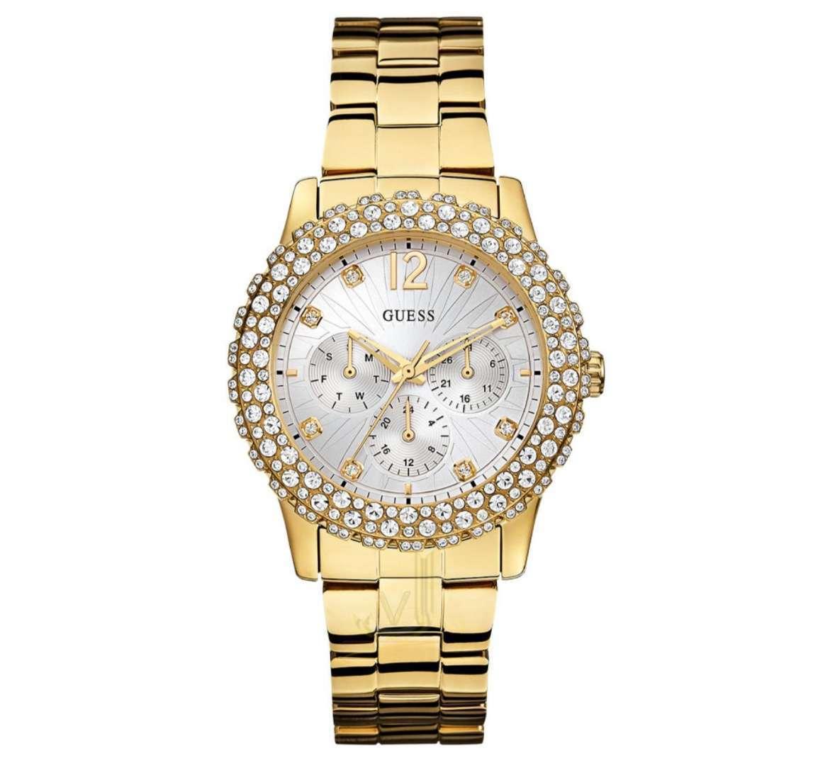 שעון יד אנלוגי דגם: guess W0335L2 גס