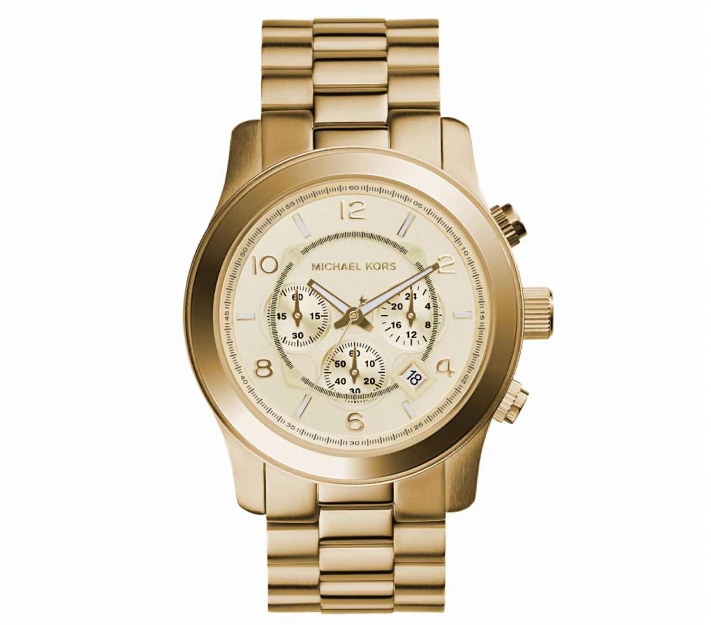 שעון יד אנלוגי לגבר michael kors mk8077 מייקל קורס