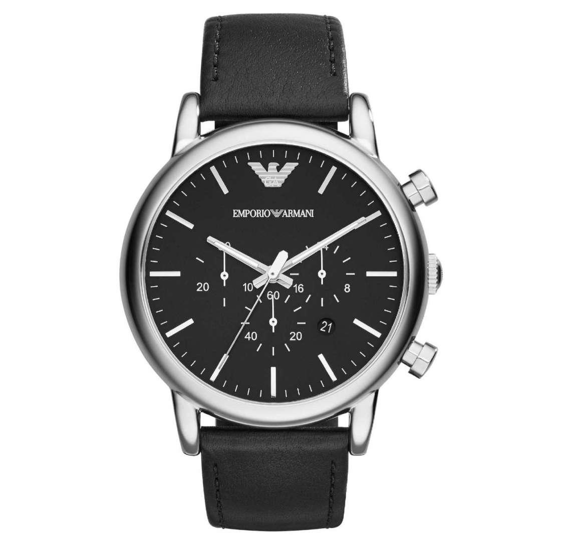 שעון יד אנלוגי לגבר emporio armani ar1828 אמפוריו ארמני