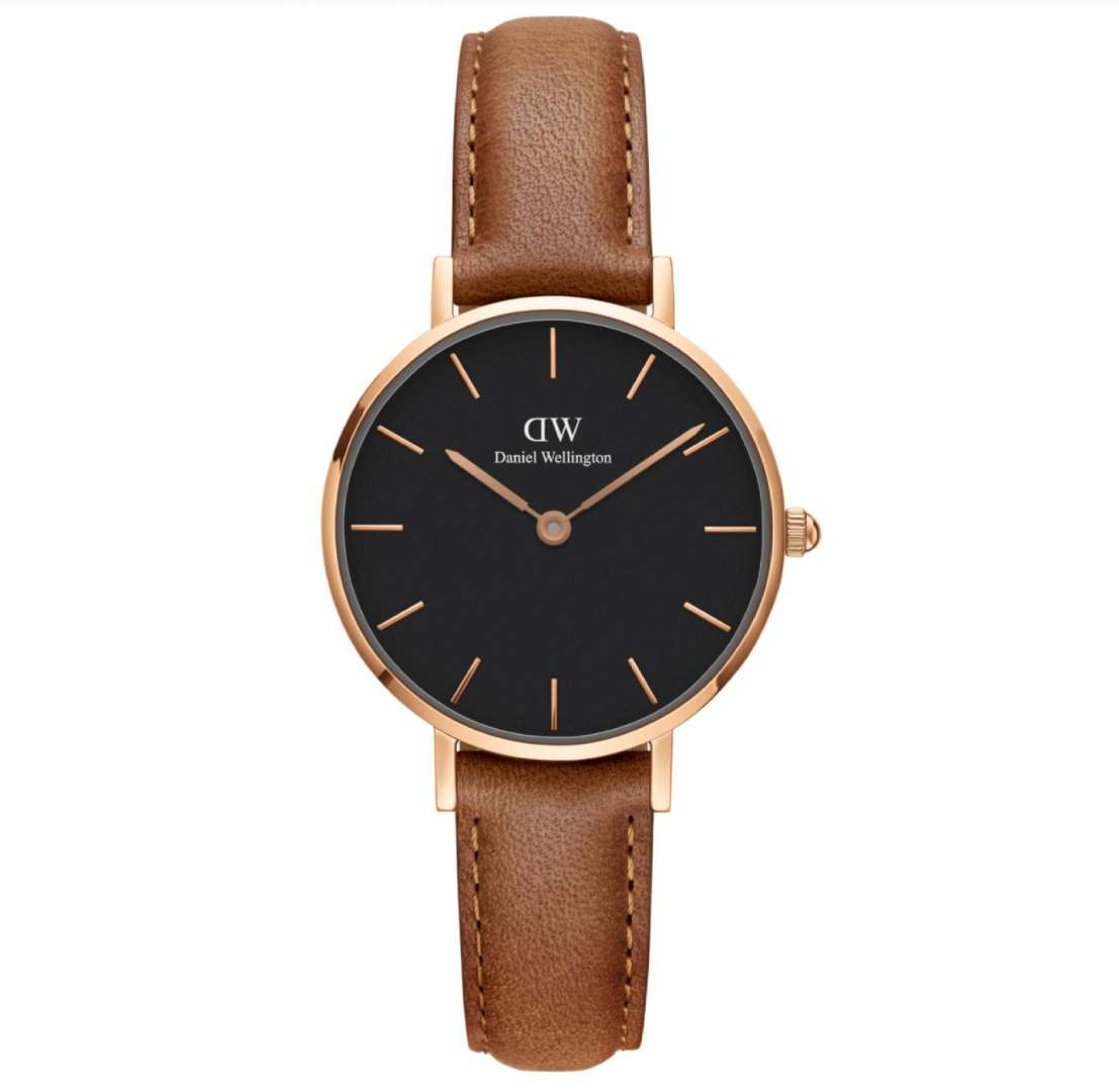 שעון יד אנלוגי daniel wellington dw00100222 דניאל וולינגטון