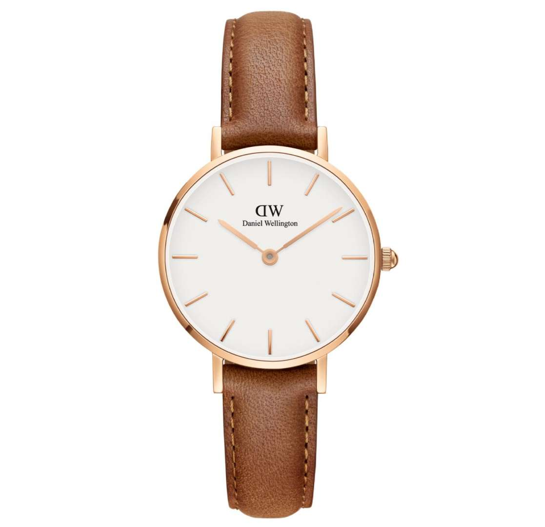 שעון יד אנלוגי daniel wellington dw00100228 דניאל וולינגטון