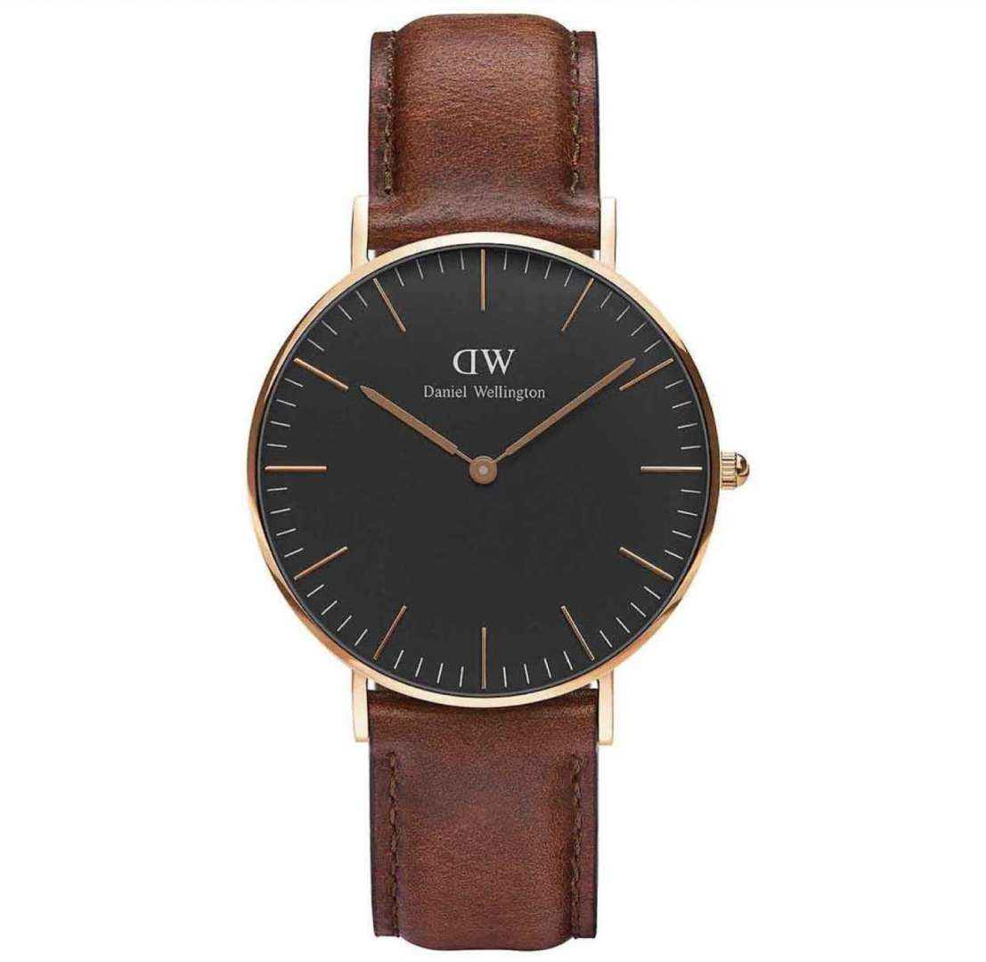 שעון יד אנלוגי daniel wellington DW00100124 דניאל וולינגטון