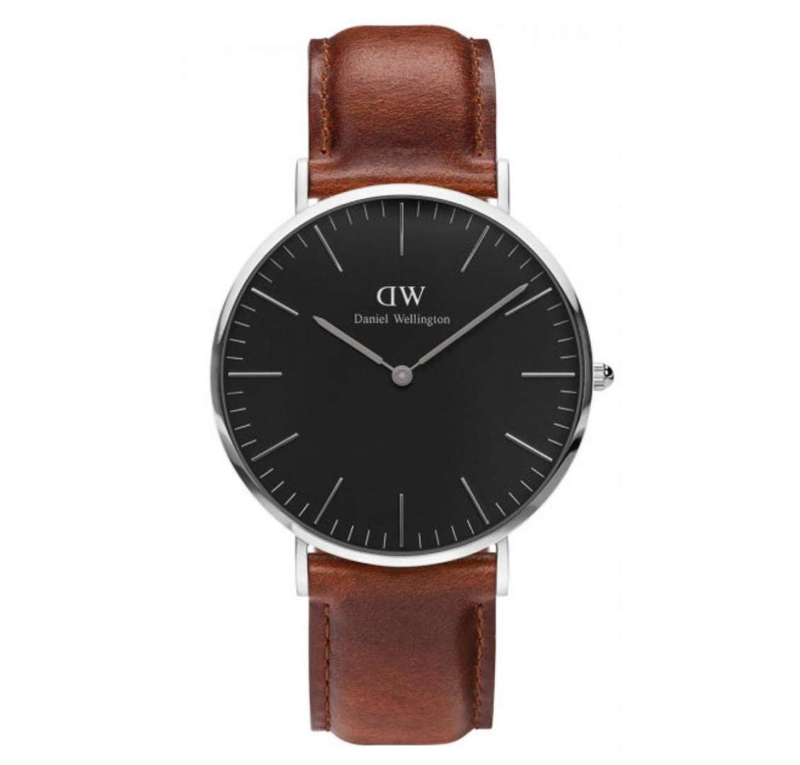 שעון יד אנלוגי daniel wellington DW00100130 דניאל וולינגטון