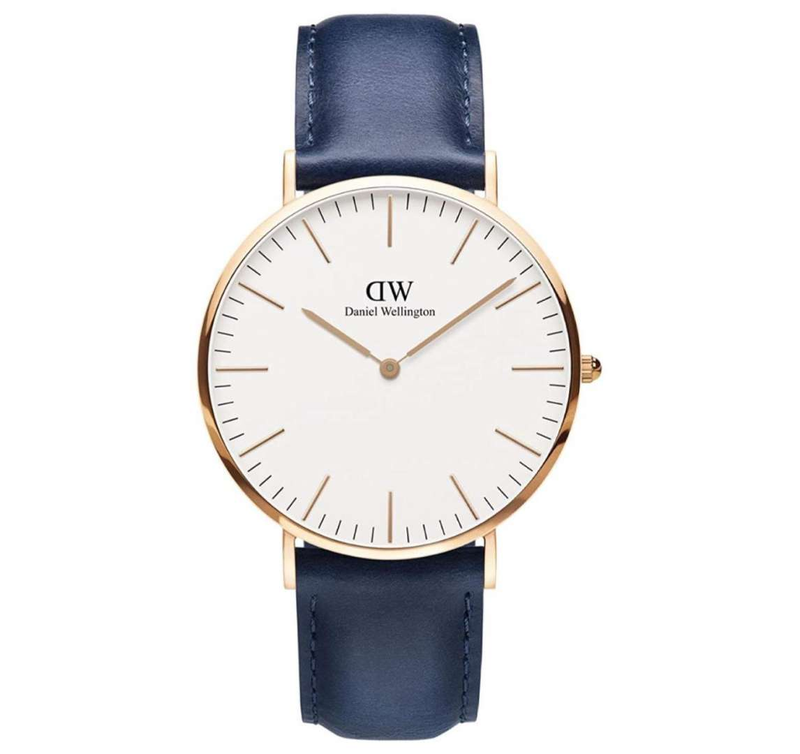 שעון יד אנלוגי daniel wellington dw00100123 דניאל וולינגטון