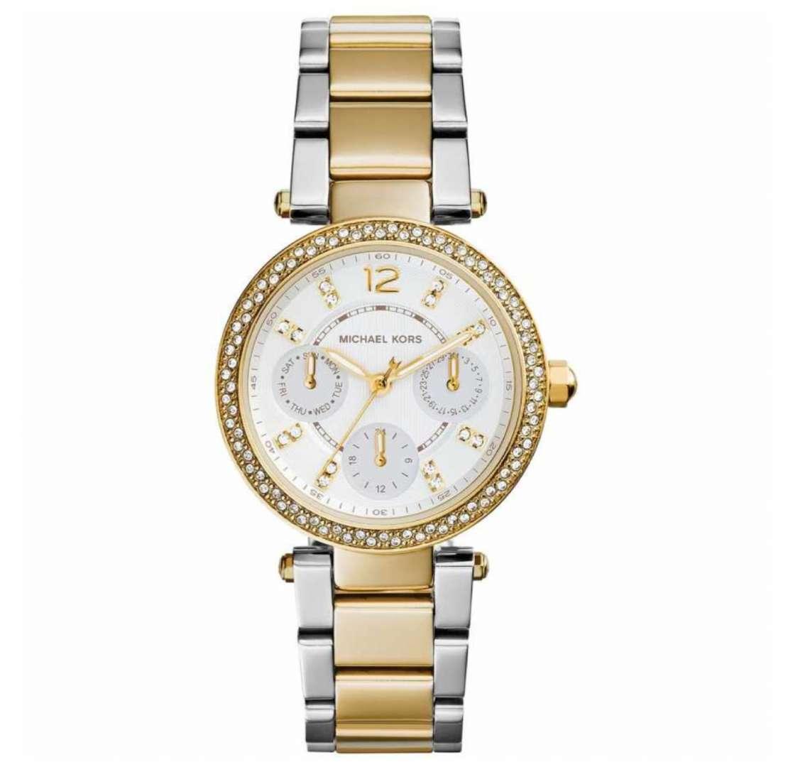 שעון יד אנלוגי לאישה michael kors mk6055 מייקל קורס