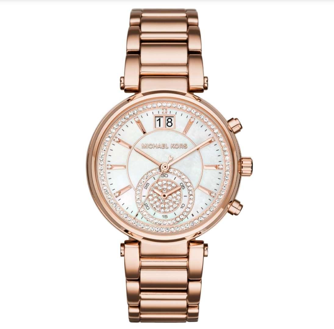 שעון יד אנלוגי לאישה michael kors mk6282 מייקל קורס