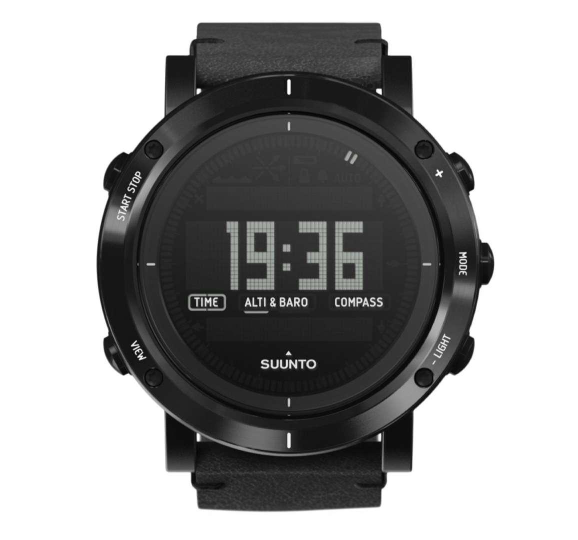 שעון יד דיגיטלי Suunto ss021215000 סונטו