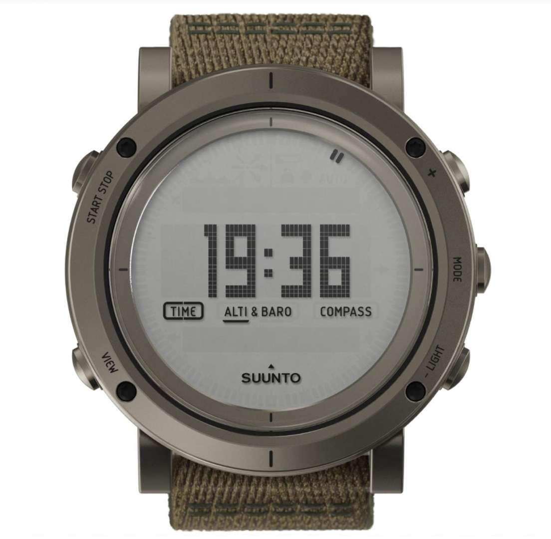 שעון יד דיגיטלי Suunto ss021217000 סונטו