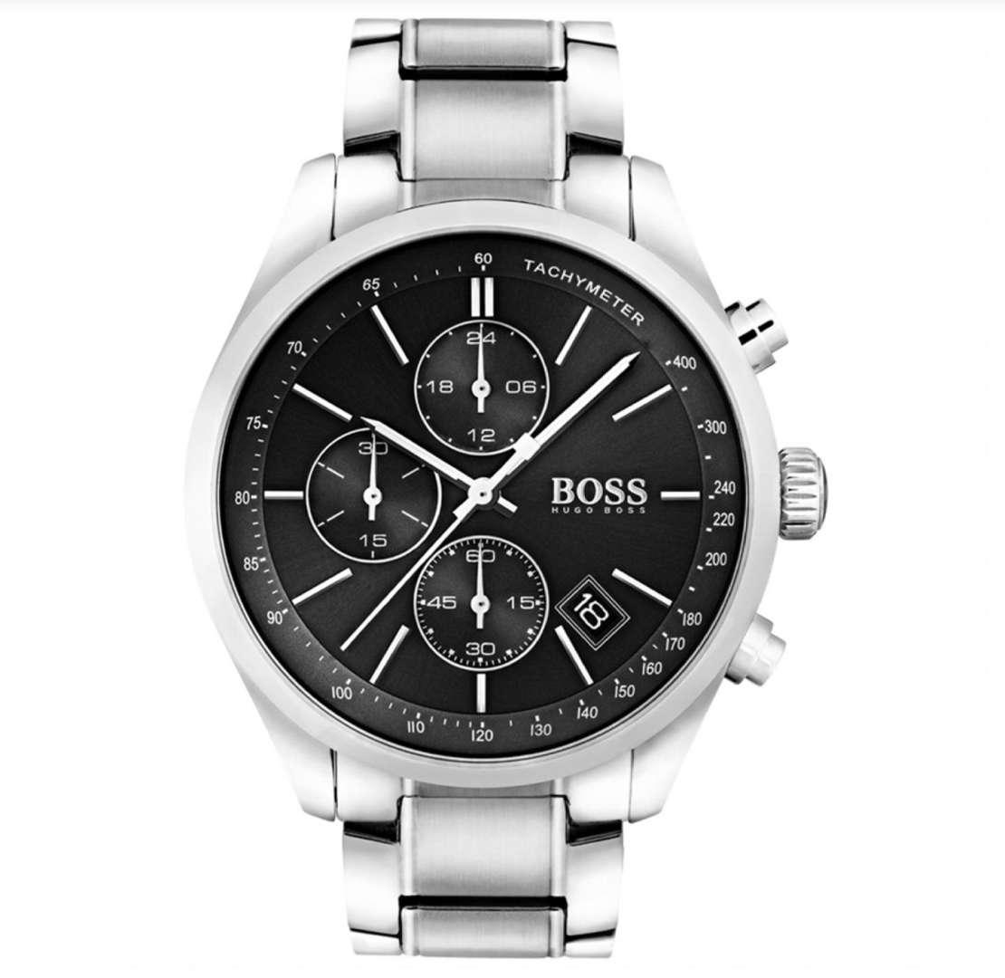 שעון יד אנלוגי לגבר hugo boss 1513477 הוגו בוס