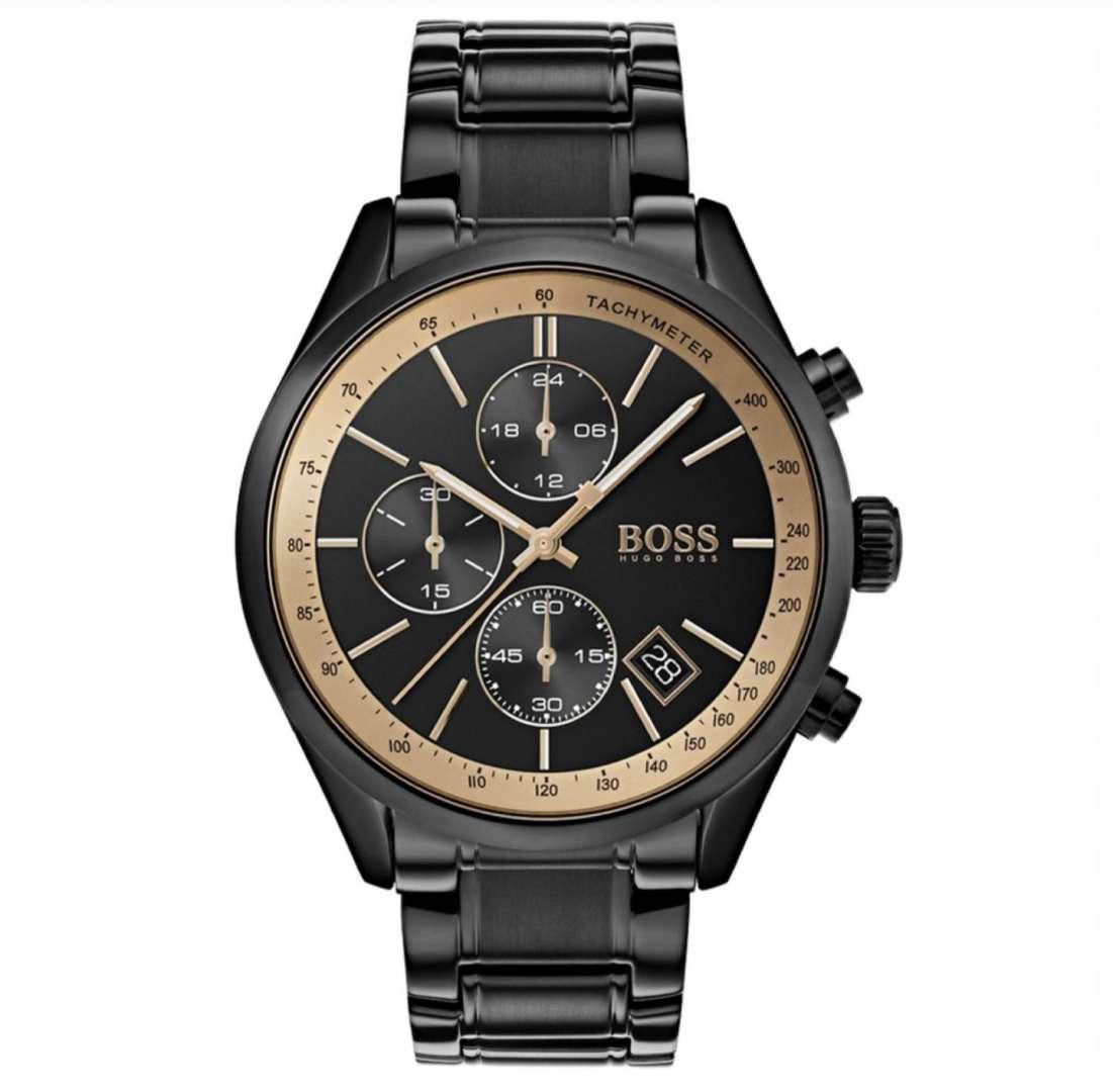 שעון יד אנלוגי לגבר hugo boss 1513578 הוגו בוס