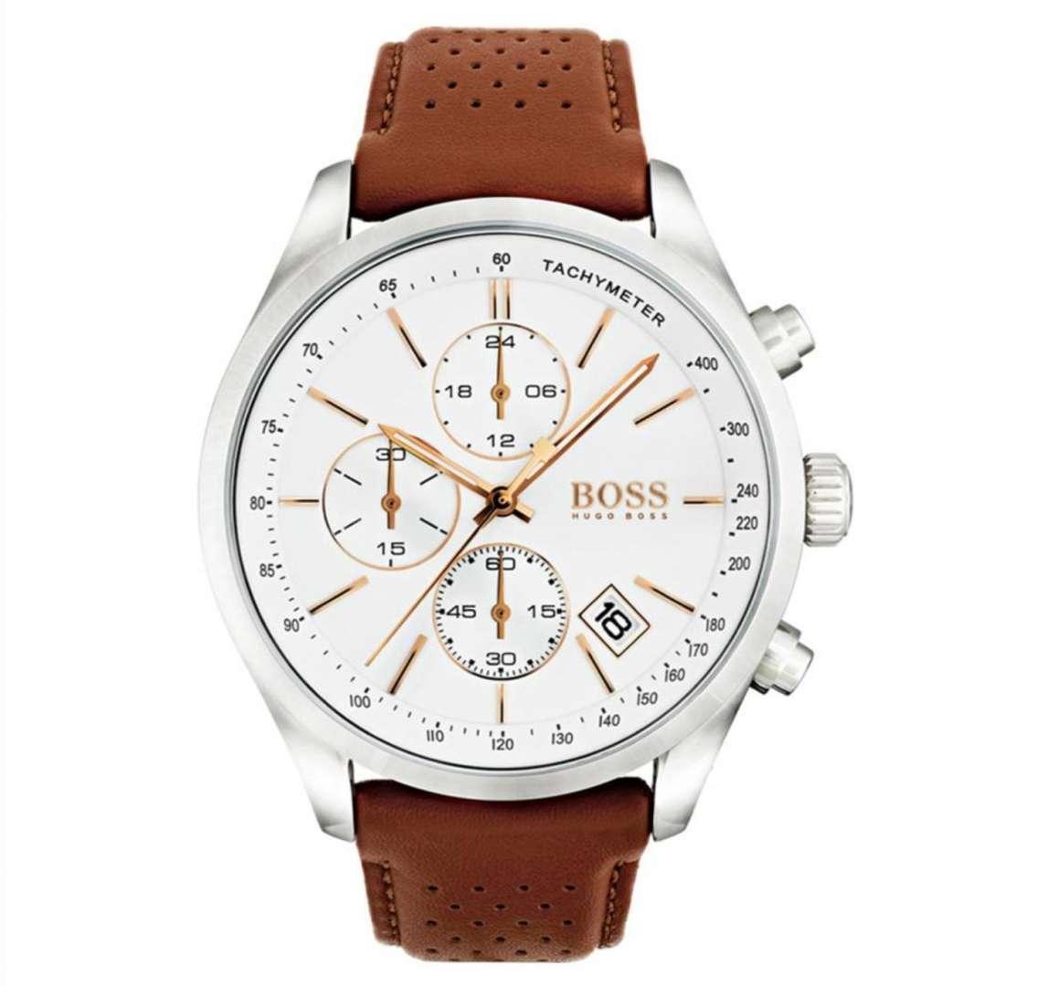 שעון יד אנלוגי לגבר hugo boss 1513475 הוגו בוס