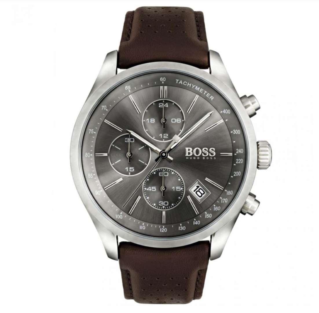 שעון יד אנלוגי לגבר hugo boss 1513476 הוגו בוס