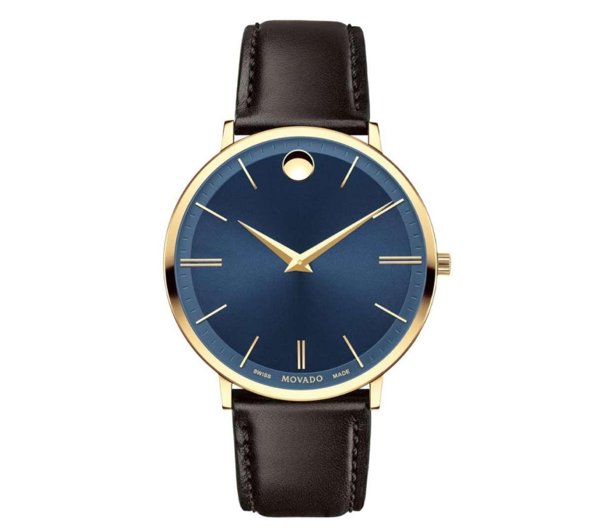 שעון יד אנלוגי 0607088 Movado מובאדו