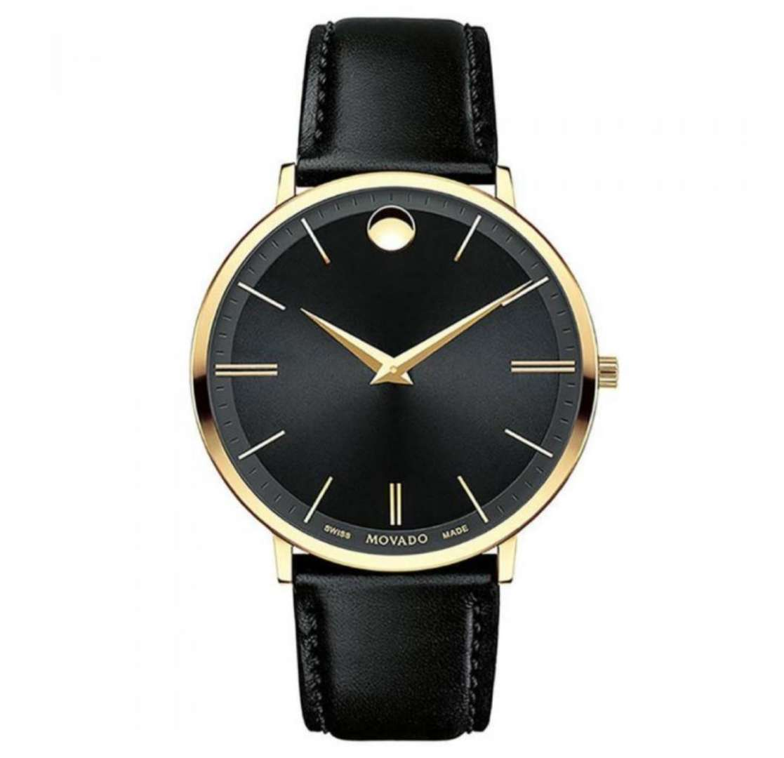 שעון יד אנלוגי 0607087 Movado מובאדו