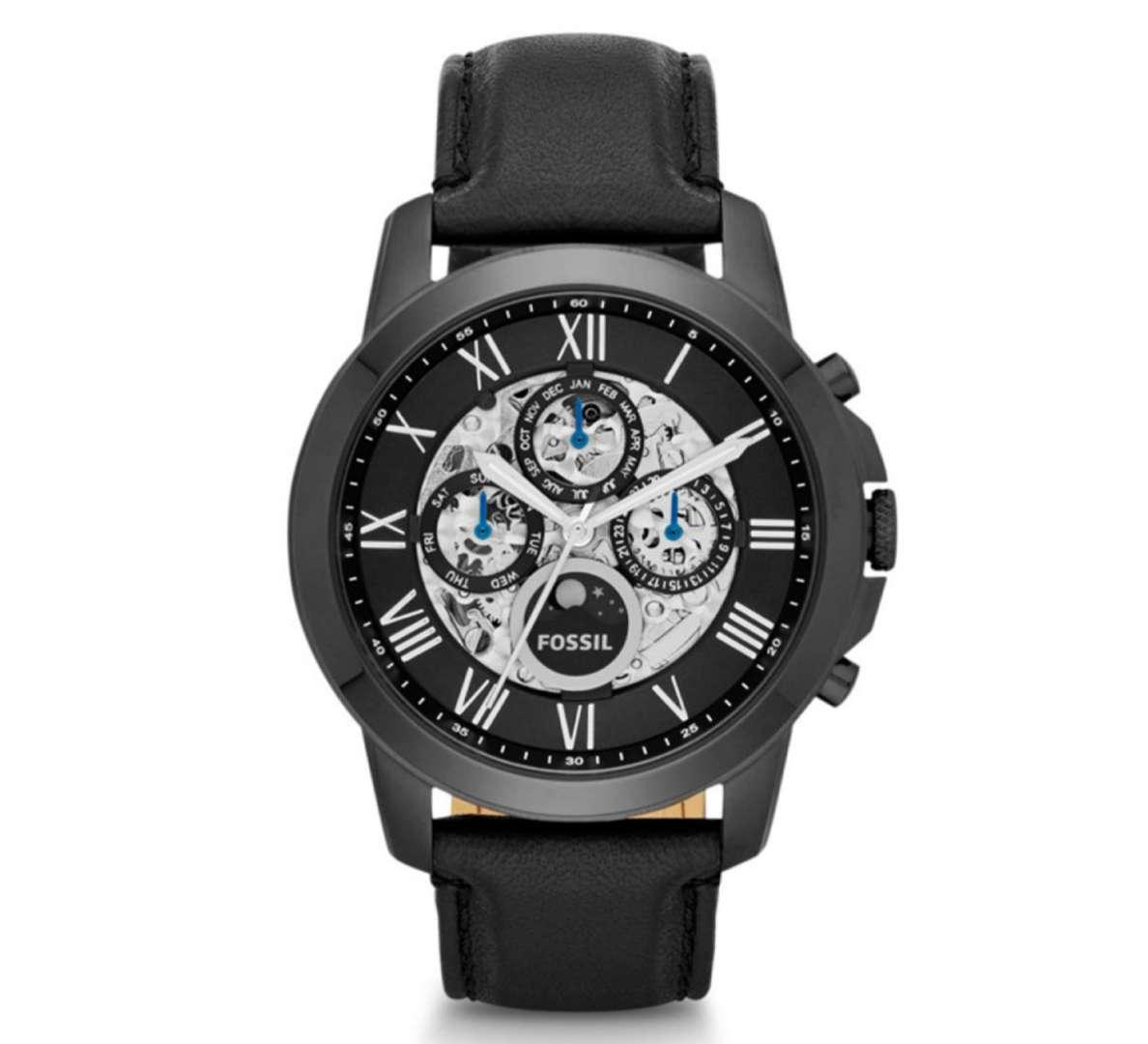 שעון יד אנלוגי fossil me3028 פוסיל